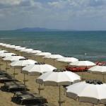 Spiagge della Toscana, spiaggia di Riva del Sole a Castiglione della Pescaia