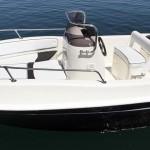 Esterno barca Vespucci open 5,5 metri