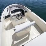 Foto barca open 5,5 metri Vespucci a noleggio