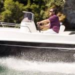 Barca open Vespucci a noleggio da 5,50 metri
