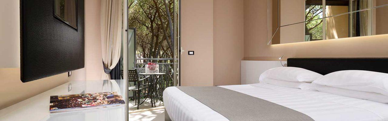 Hotelzimmer 4-Sterne-Resort in Roccamare in Toskana
