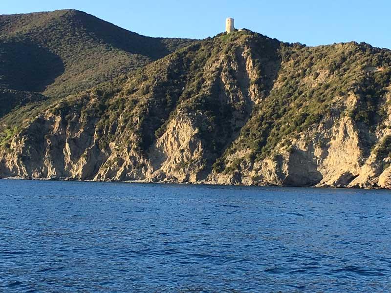 Foto torre Hidalgo presso Punta Ala vicino Roccamare